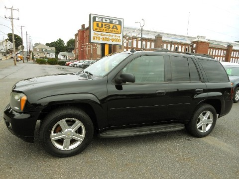 2007 Chevy Trailblazer LT 4x4