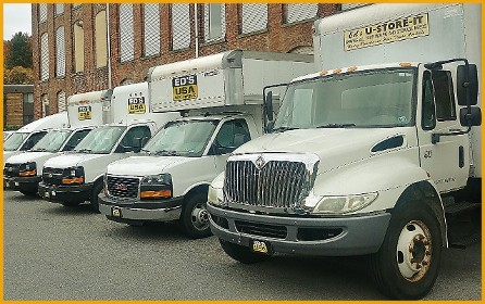 Moving Van & Truck Rentals 2