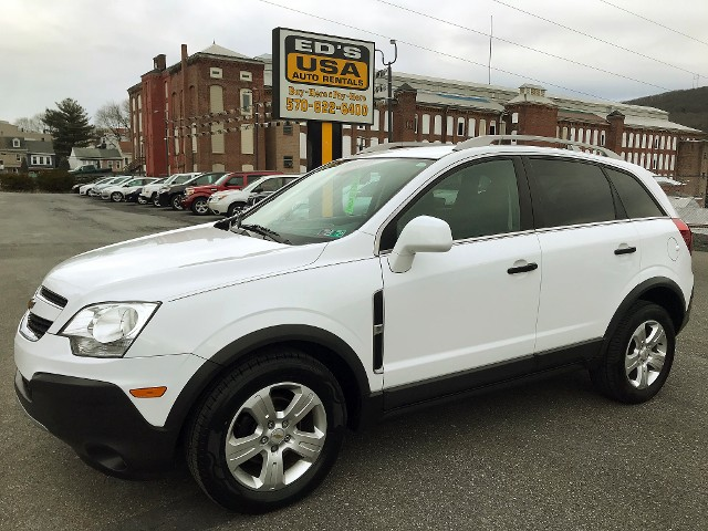 2014 Chevy Captiva LS FWD