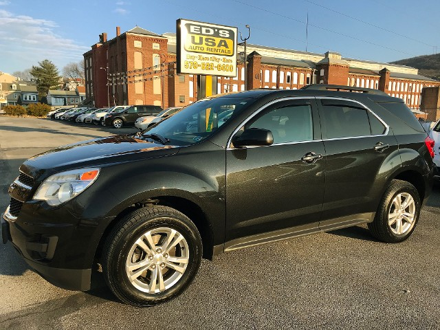 2013 Chevy Equinox LT AWD