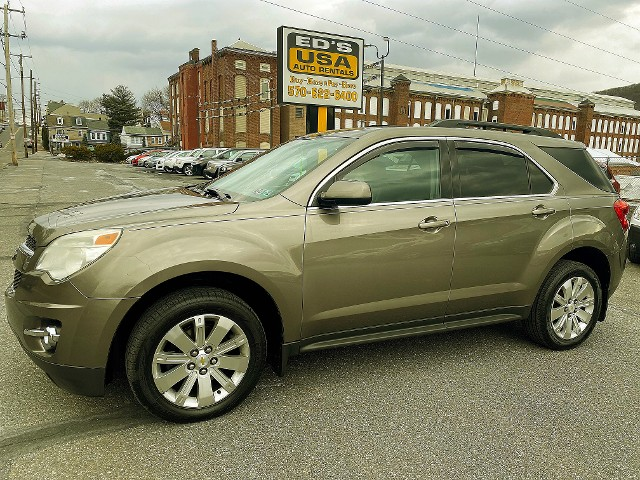 2011 Chevy Equinox LT AWD